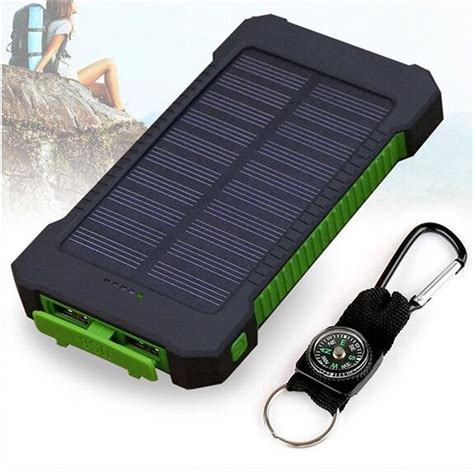 Solar Phone Battery