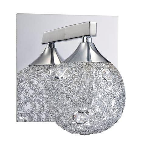 Solaro 1-Light Bath Sconce