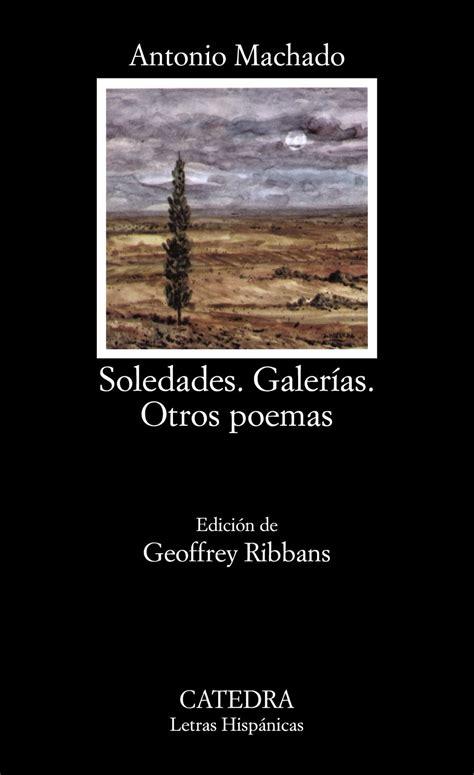 Read Books Soledades. Galerías. Otros poemas Online
