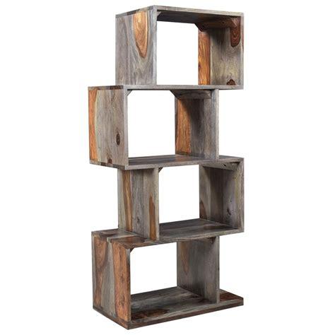Solid Sheesham Wood Bookcase