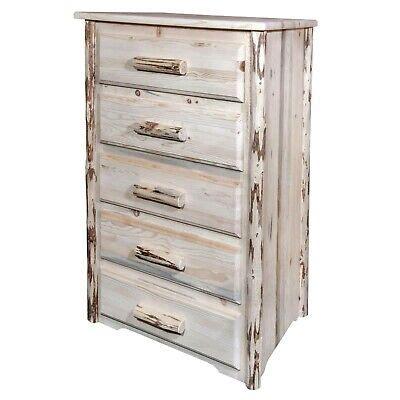 Solid Wood Dresser Ebay