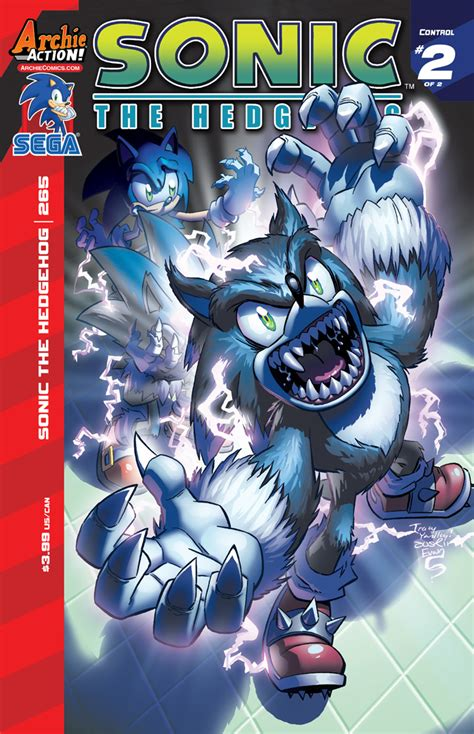 Read Books Sonic the Hedgehog #265 Online