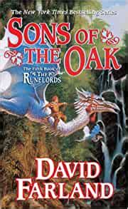 Read Books Sons of the Oak (Runelords, #5) Online