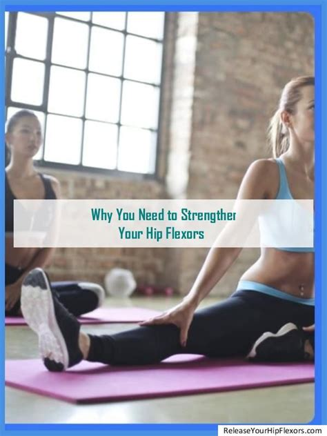 sore hip muscles exercise