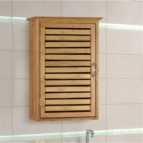 Spa 14.5 W x 21 H Wall Mounted Cabinet