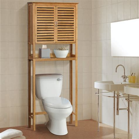 Spa 27.5 W x 67 H Over the Toilet Storage