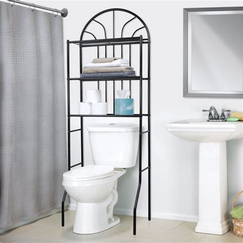 Space Saver 24.4 W x 68 H Over-the-Toilet