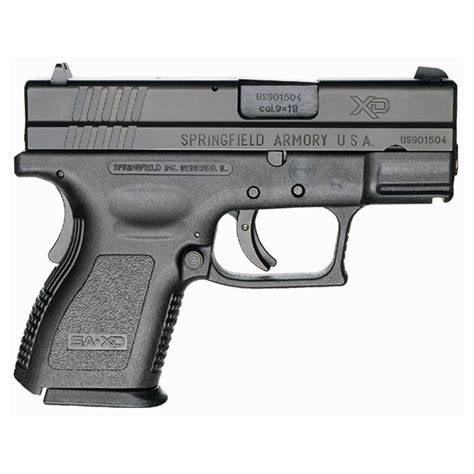 Vortex Specs For Www.springfield-Armory.com Products Xd-S-3-3-9-Mm Xds9339se.