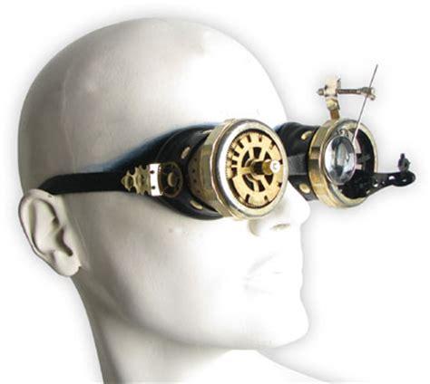 Brass Spg Brass Goggles.