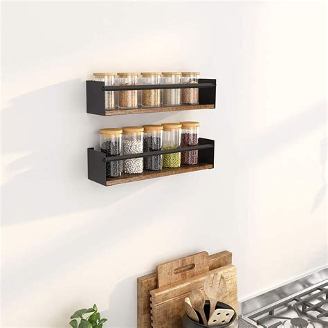 Spice Cabinets Wall Mount Plans