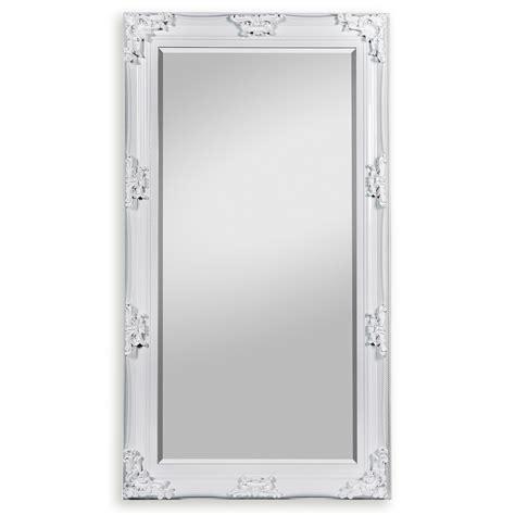 Spiegel Weiß Hochglanz