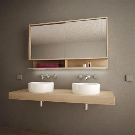 Spiegelschrank Bad Mit Schiebetüren
