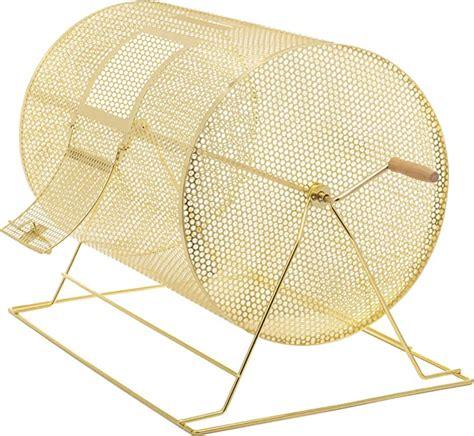 Brass Spinner Drum Brass.