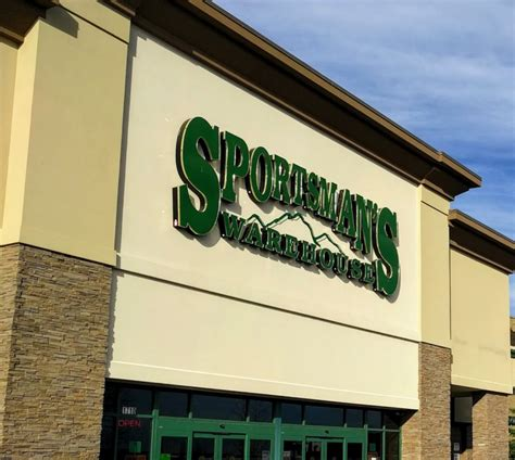 Sportsmans-Warehouse Sportsmans Warehouse In Medford Oregon.