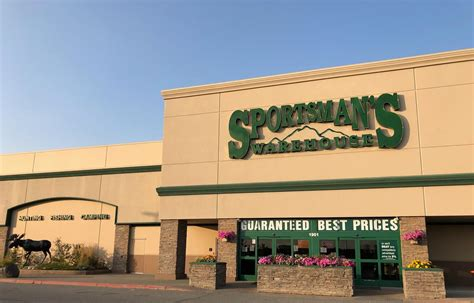 Sportsmans-Warehouse Sportsmans Warehouse Wasilla Alaska.