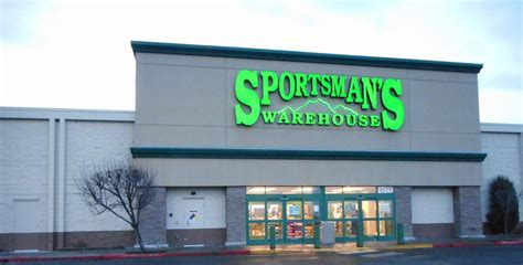 Sportsmans-Warehouse Sportsmans Warehouse Wenatchee Washington.
