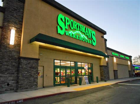 Sportsmans-Warehouse Sportsman Warehouse Center
