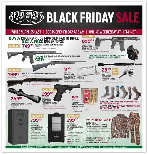 Sportsmans-Warehouse Sportsman Warehouse Gun Coupon.