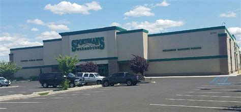 Sportsmans-Warehouse Sportsman Warehouse N Division Spokane.