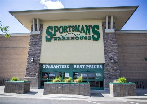 Sportsmans-Warehouse Sportsman Warehouse Spokane Valley Mall.