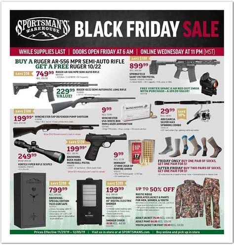 Sportsmans-Warehouse Sportsmans Warehouse Black Friday Gun Deals.