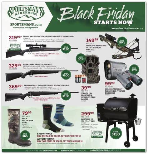 Sportsmans-Warehouse Sportsmans Warehouse Black Powder Black Friday.