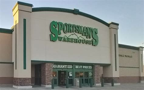 Sportsmans-Warehouse Sportsmans Warehouse Eureka.