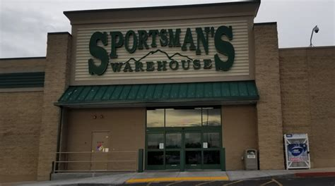 Sportsmans-Warehouse Sportsmans Warehouse Incedar City Ut.