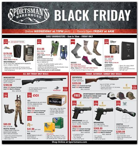 Sportsmans-Warehouse Sportsmans Warehouse Thanksgiving Hours
