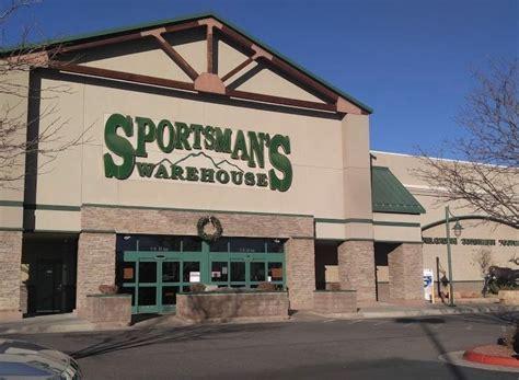 Sportsmans-Warehouse Sportsmans Warehouse Vernal.