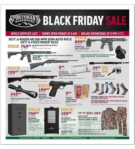 Gunkeyword Sportsmans Warehouse Weekly Flyer.