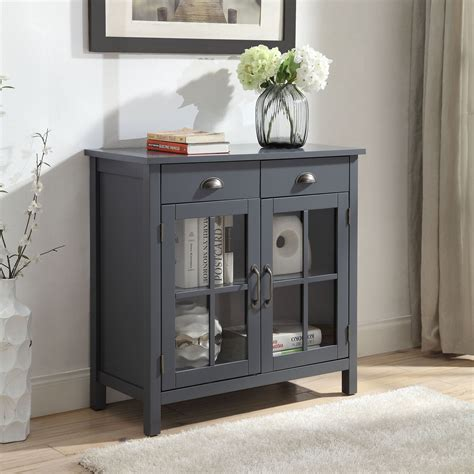 Spradley 1 Door Accent Cabinet