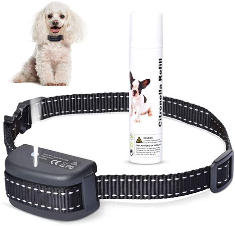 Spray Dog Collars To Stop Barking