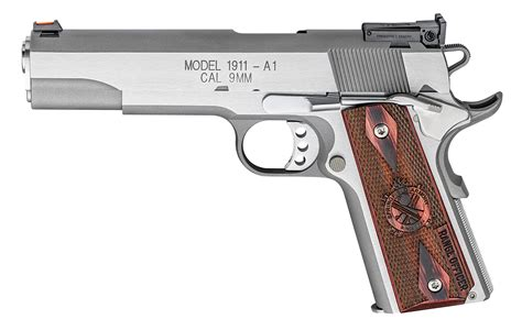 Vortex Springfield Armory 1911 9mm Loaded Target Review.