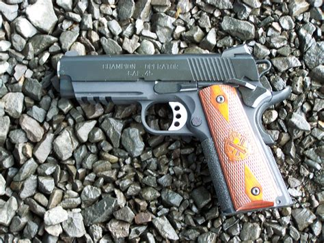 Vortex Springfield Armory 1911 Champion Operator Review.