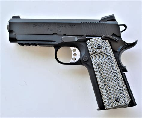 Vortex Springfield Armory 1911 Commander Review.