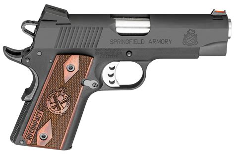Vortex Springfield Armory 1911 Compact 9 Mm Gun Locks.