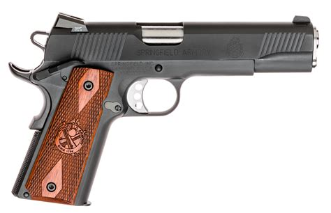 Gunkeyword Springfield Armory 1911 Loaded Parkerized Review.