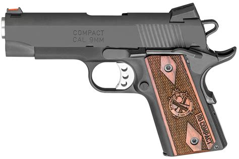 Gunkeyword Springfield Armory 1911 Range Officer Compact 9mm Review.
