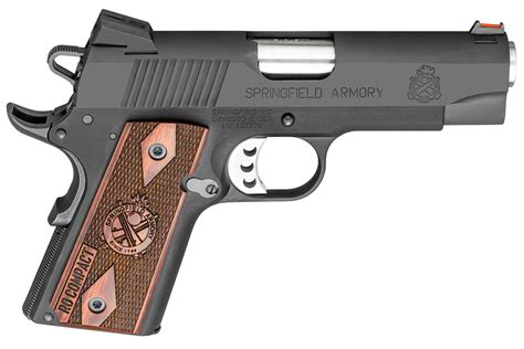 Gunkeyword Springfield Armory 1911 Range Officer Compact Review.