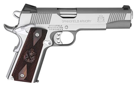 Vortex Springfield Armory 1911 Stainless Loaded.