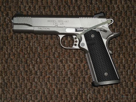 Vortex Springfield Armory 1911 Trp Stainless Review.