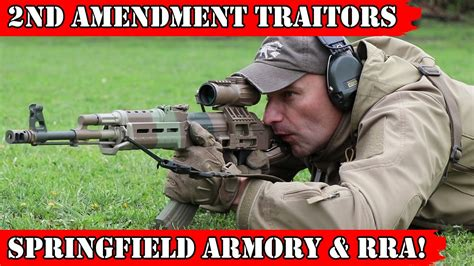 Vortex Springfield Armory 2nd Amendment Traitors.