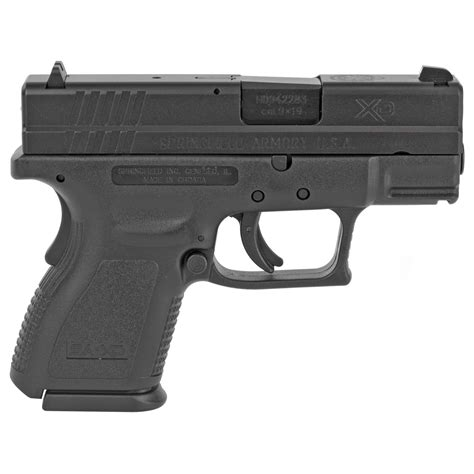 Vortex Springfield Armory 9mm Subcompact For Sale.