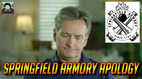 Vortex Springfield Armory Apology.
