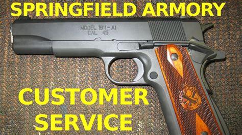 Vortex Springfield Armory Customer Support.