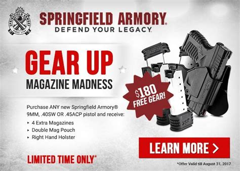 Vortex Springfield Armory Gear Up 2017.
