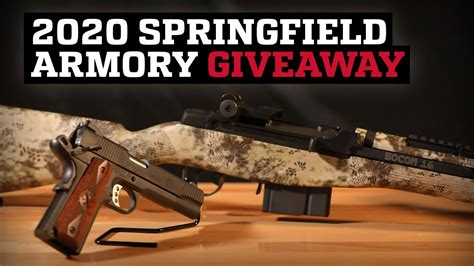 Vortex Springfield Armory Giveaway 2017.
