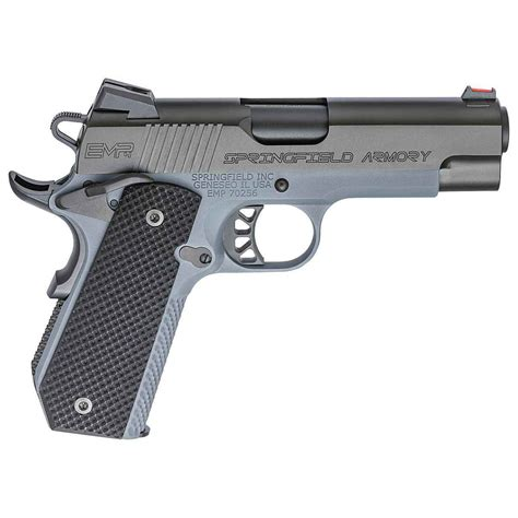 Vortex Springfield Armory Gray And White Rifle.