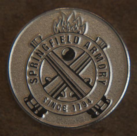 Vortex Springfield Armory Grip Medallions.